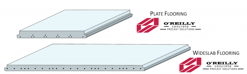 Wideslab and Plate