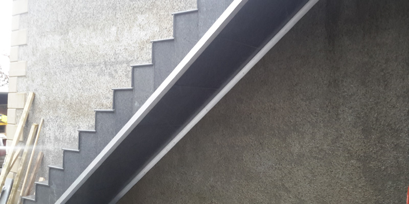 Precast Stairs Combined Stairs And Landing Units