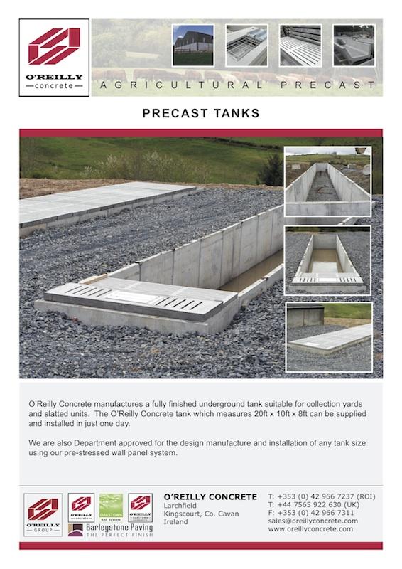 Precast Tanks