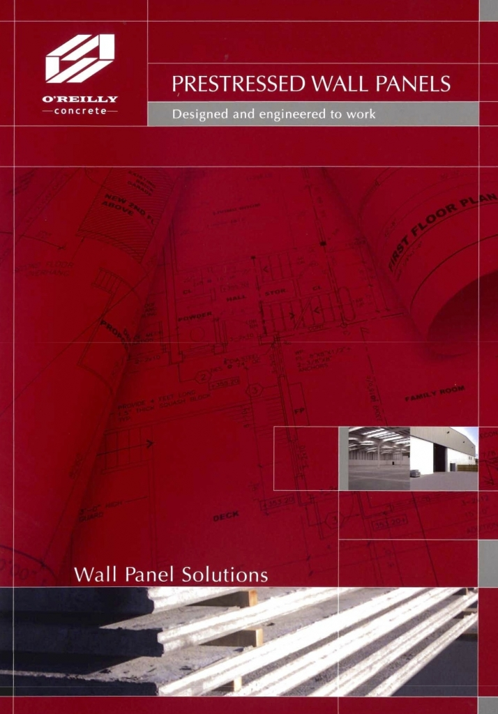 Prestressed Walls Red