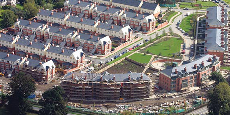 Adamstown Urban Development Greenfield Site Dublin