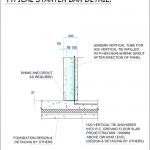 typical starter bar detail 1