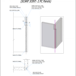typical vertical panel joint 5