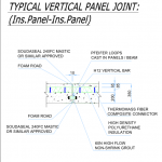typical vertical panel joint v2