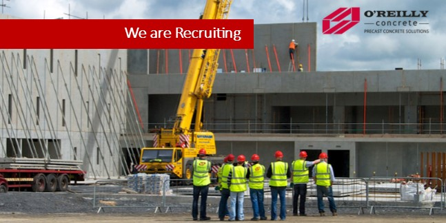 Recruiting at Oreilly concrete