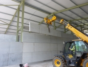 prestressed concrete wall panels
